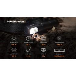 Magicshine Moh 25 - headlight 500 lumen